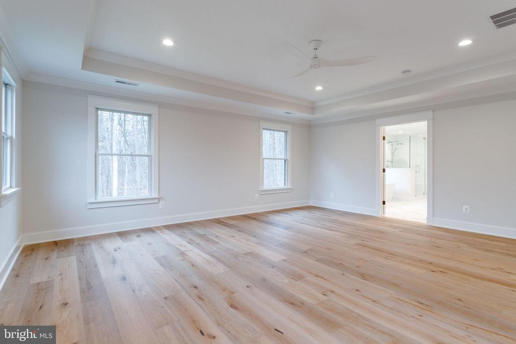 Owner's bedroom - 10317 BURKE LAKE RD, FAIRFAX STATION