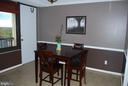 Dining Room - 5500 HOLMES RUN PKWY #1517, ALEXANDRIA