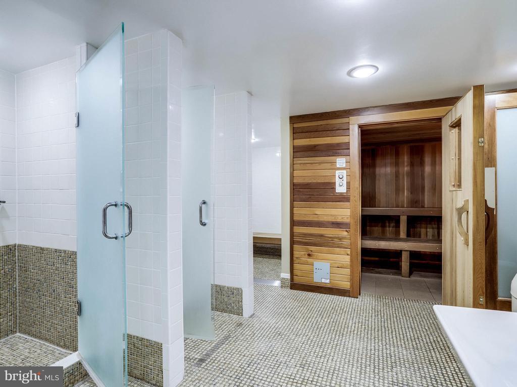 Sauna - 5500 HOLMES RUN PKWY #1517, ALEXANDRIA