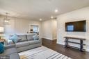 Beautiful Hardwood Floors on the Upper Level - 6141 FALLFISH CT, NEW MARKET