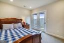 LL Bedroom  Recessed Light & Walk-out - 6141 FALLFISH CT, NEW MARKET