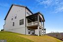 Porch/Deck & Walk-out - 6141 FALLFISH CT, NEW MARKET