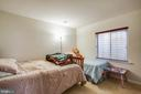 Basement Bedroom - 24 IVY SPRING LN, FREDERICKSBURG
