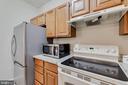 Kitchen - 287 S PICKETT ST #202, ALEXANDRIA