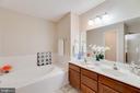 Master Bath - 287 S PICKETT ST #202, ALEXANDRIA