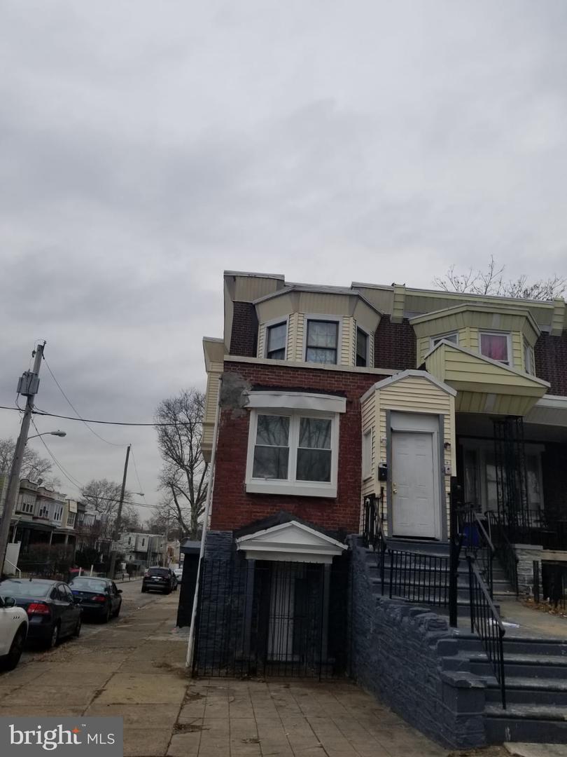 Single Family Homes for Sale at Philadelphia, Pennsylvania 19141 United States