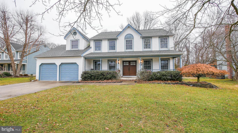 Single Family Homes för Försäljning vid Mount Holly, New Jersey 08060 Förenta staterna