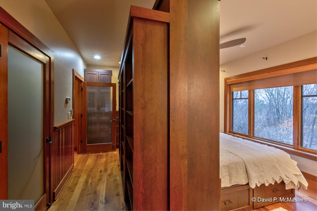 All doors and built ins of cherry. - 212 CICADA DR, MARTINSBURG