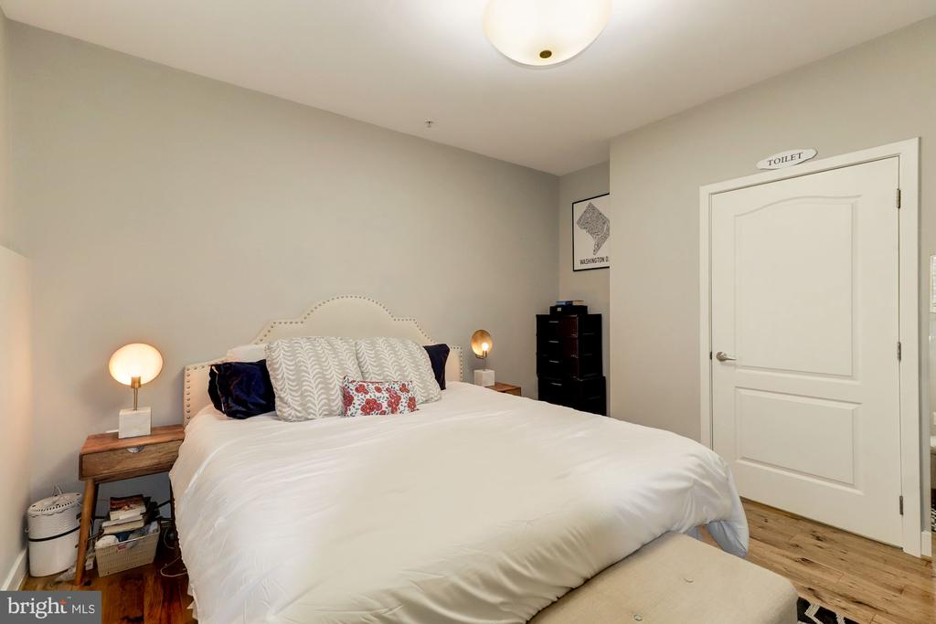 Large Bedroom with Bath - 1425 11TH ST NW #103, WASHINGTON