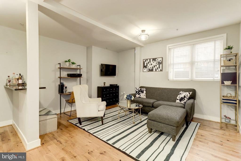 Sunny Basement Unit - 1425 11TH ST NW #103, WASHINGTON