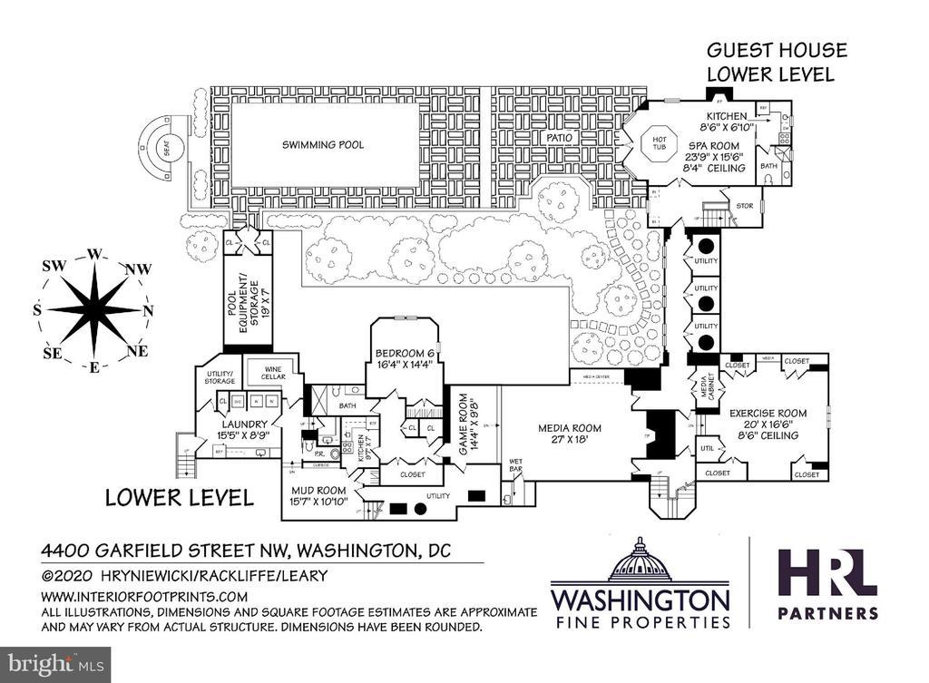 Lower Level - 4400 GARFIELD ST NW, WASHINGTON