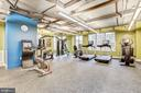 Fitness Center - 7500 WOODMONT AVE #S208, BETHESDA