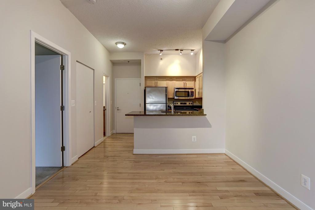 Open Floor Layout - 7500 WOODMONT AVE #S208, BETHESDA