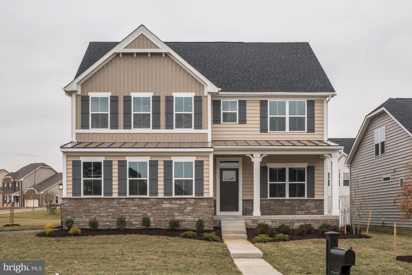 Single Family Homes per Vendita alle ore 801 CENTRAL Avenue Brunswick, Maryland 21716 Stati Uniti