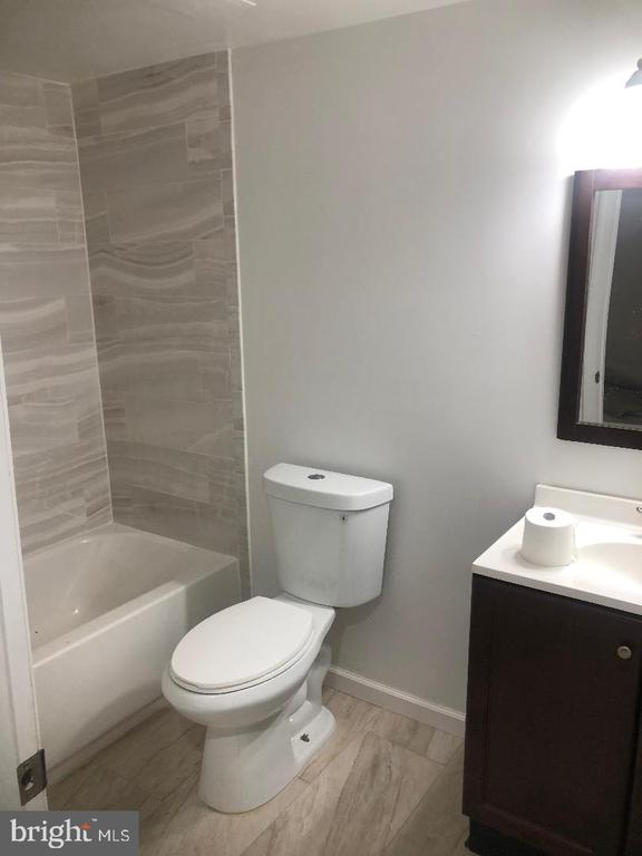 Basement Bathroom - 3002 FRANKLIN ST NE, WASHINGTON