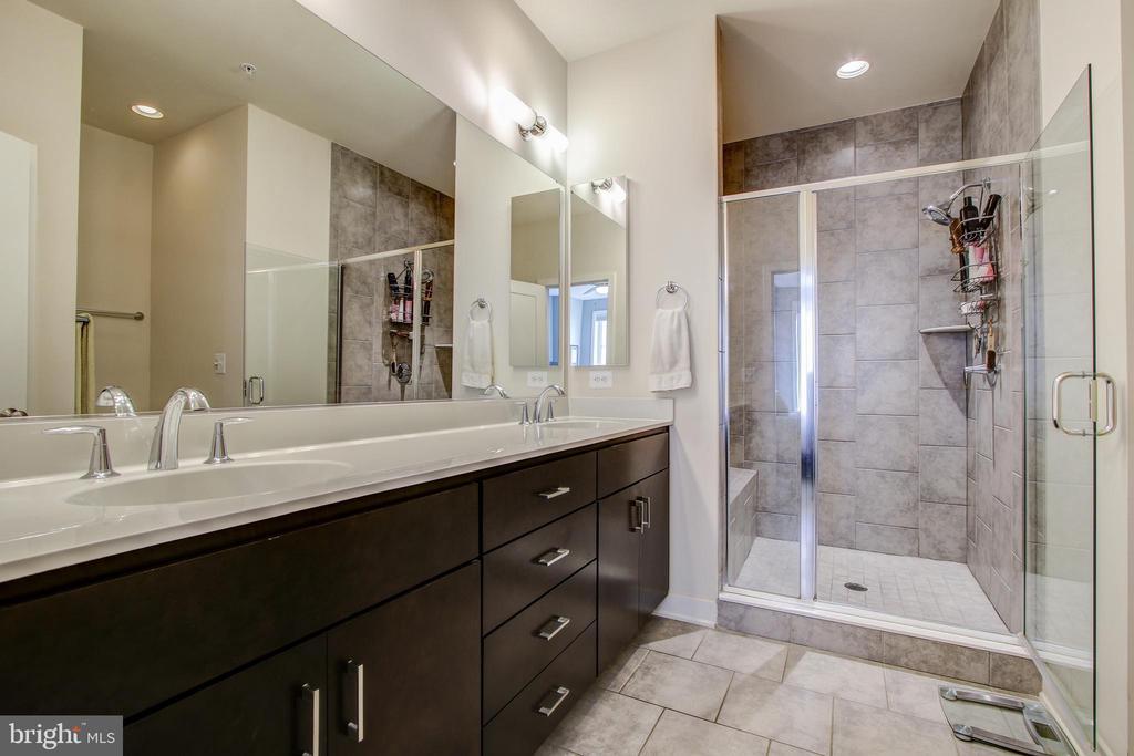 Master Bathroom - 16636 CRABBS BRANCH WAY, ROCKVILLE