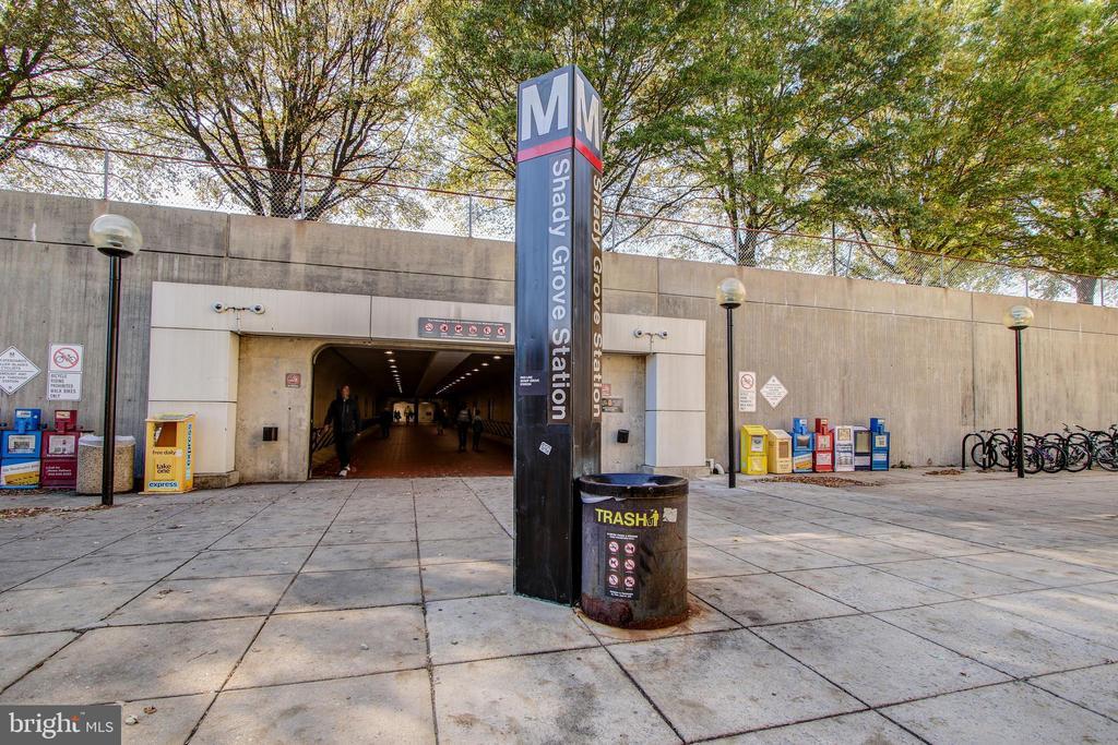 Shady Grove Metro - 16636 CRABBS BRANCH WAY, ROCKVILLE