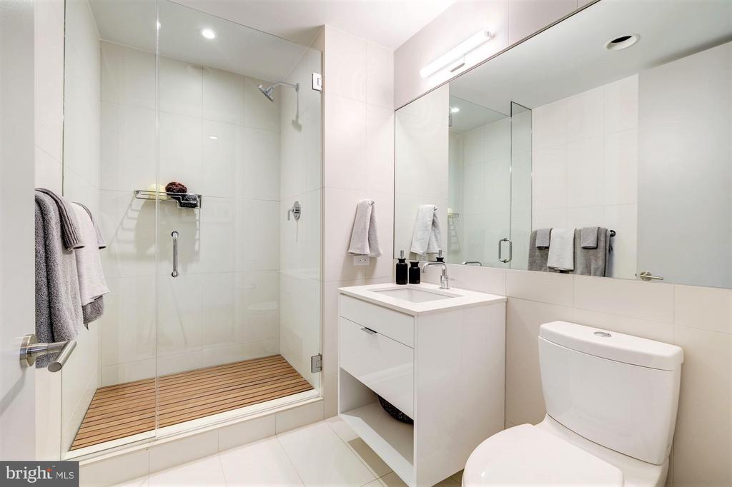 Second Bathroom - 1111 24TH ST NW #23, WASHINGTON
