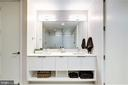Master Bathroom With Enclosed Water Closet - 1111 24TH ST NW #23, WASHINGTON