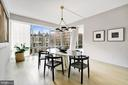 Formal Library/Dining - 1111 24TH ST NW #23, WASHINGTON