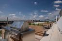 Expansive Rooftop Grill Terrace - 1111 24TH ST NW #23, WASHINGTON