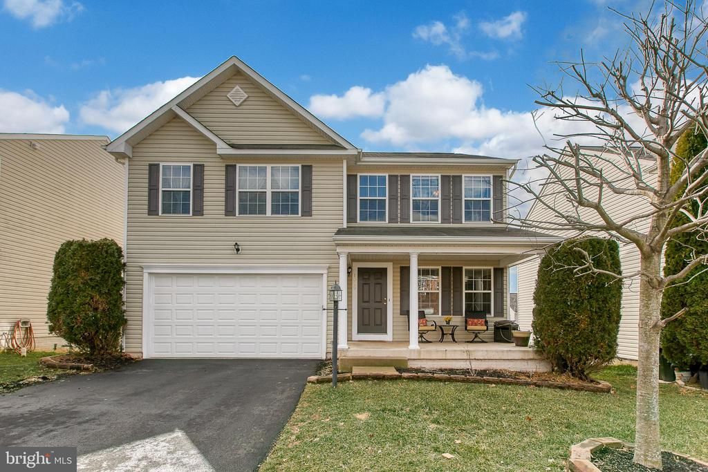 Welcome Home! - 1819 COTTON TAIL DR, CULPEPER