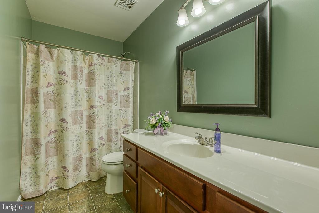 Full bathroom in Basement - 1819 COTTON TAIL DR, CULPEPER