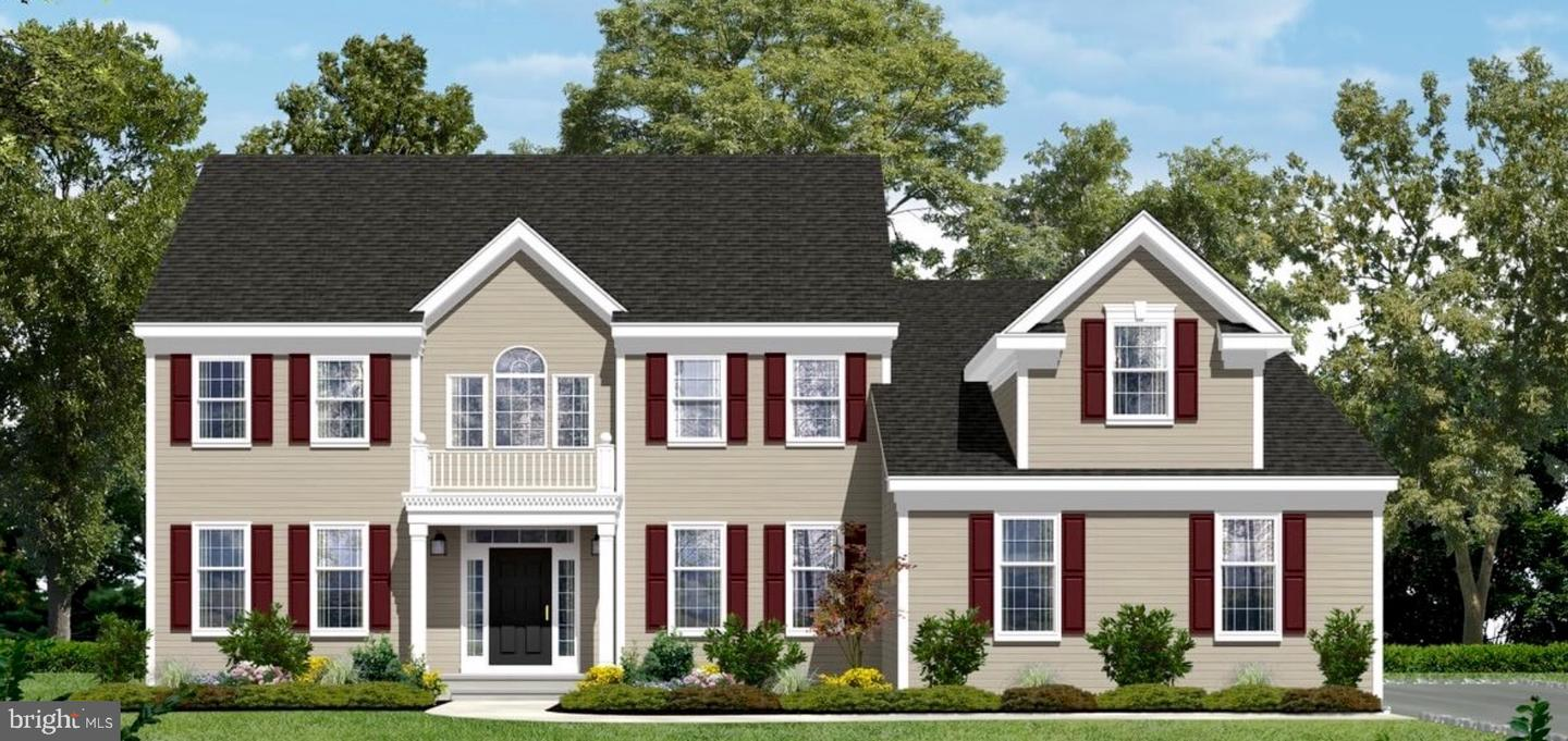 Single Family Homes for Sale at Belle Mead, New Jersey 08502 United States
