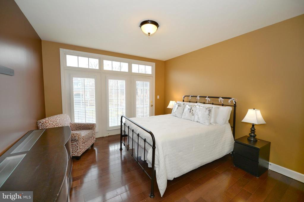 Main floor bedroom - 18184 SHINNIECOCK HILLS PL, LEESBURG