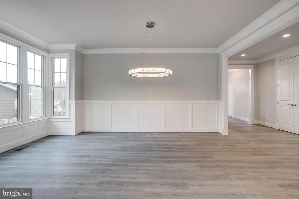 DINING-ROOM - 2920 N UNDERWOOD ST, ARLINGTON