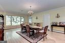 Very large Dining Room - 2747 N NELSON ST, ARLINGTON