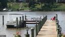 Pontoon boat can stay, so you can boat immediately - 504 CREEK CROSSING LN, GLEN BURNIE