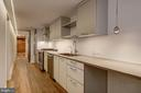 Lower Level Kitchen and Full Size Washer/Dryer - 2113 S ST NW, WASHINGTON