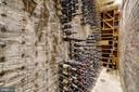 1300+ Bottle Temperature Controlled Wine Cellar - 2113 S ST NW, WASHINGTON