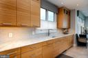 Kitchen, white quartz countertops - 740 S RIVER LANDING RD, EDGEWATER
