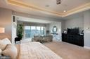 Master bedroom - 740 S RIVER LANDING RD, EDGEWATER