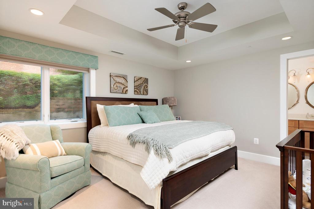 Bedroom #4, lower level - 740 S RIVER LANDING RD, EDGEWATER