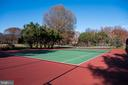 Community Tennis Courts - 740 S RIVER LANDING RD, EDGEWATER