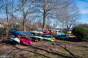 Kayak storage - 740 S RIVER LANDING RD, EDGEWATER