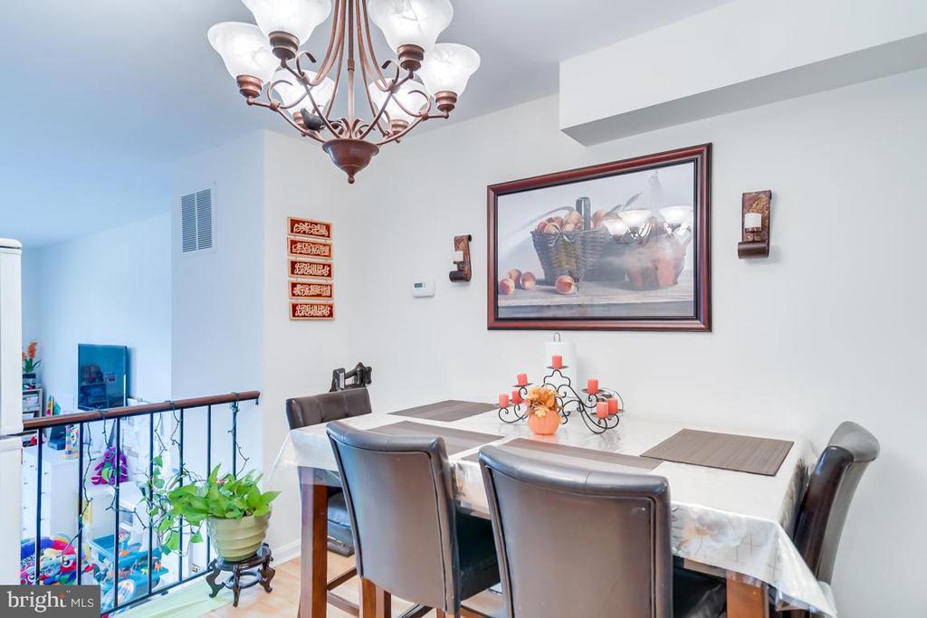 dining room - 2037 N CAMERON ST, ARLINGTON