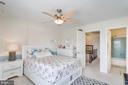master bedroom - 2037 N CAMERON ST, ARLINGTON