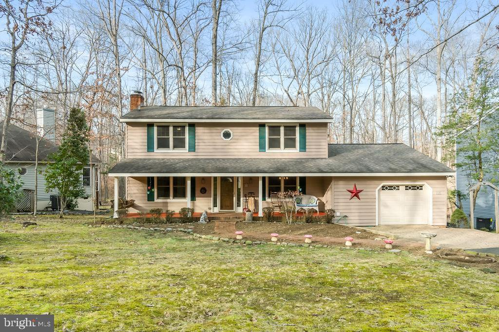 115 Gold Rush, your new home. - 115 GOLD RUSH DR, LOCUST GROVE