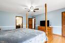 Master bedroom - 115 GOLD RUSH DR, LOCUST GROVE