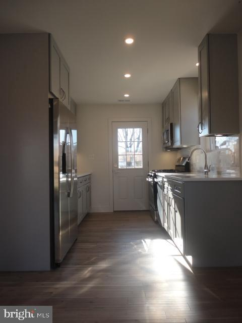 Kitchen - 4615 G ST SE, WASHINGTON