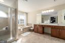 Luxurious Bathroom w/Private Lavatory - 64 SANCTUARY LN, STAFFORD