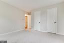 3rd Bedroom - 4003 LATHAM DR, HAYMARKET