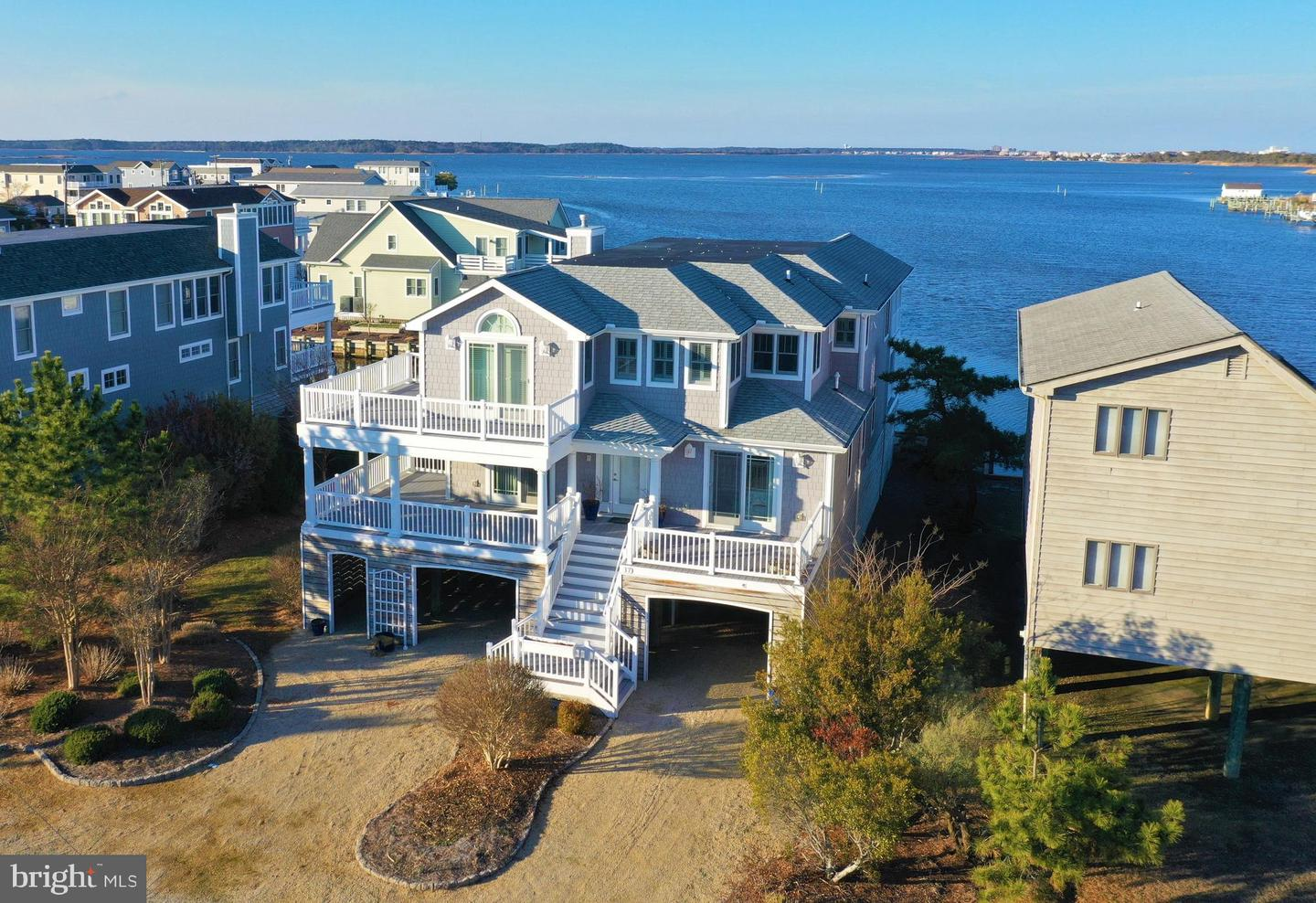 Single Family Homes por un Venta en Fenwick Island, Delaware 19944 Estados Unidos