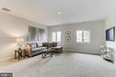 Master Sitting Room - 7812 SWINKS MILL CT, MCLEAN