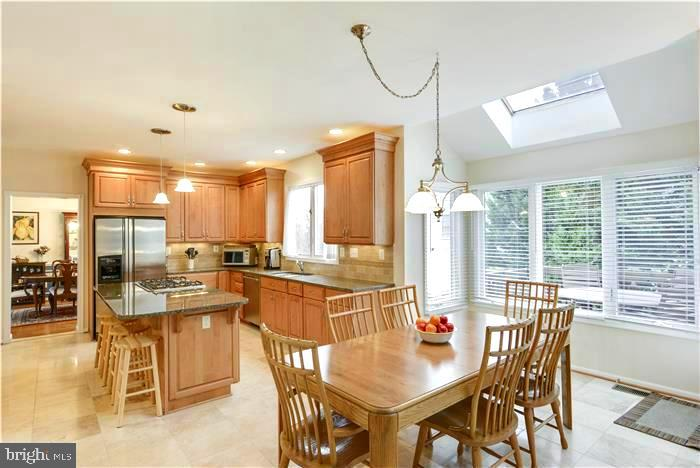 Breakfast Area - 1340 DASHER LN, RESTON