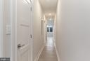 Unit 1: Hallway - 3012 Q ST NW, WASHINGTON